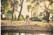 Φωτογράφηση για βιβλίο ευχών γάμου