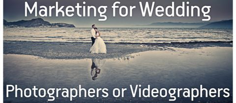 Marketing for wedding photographers